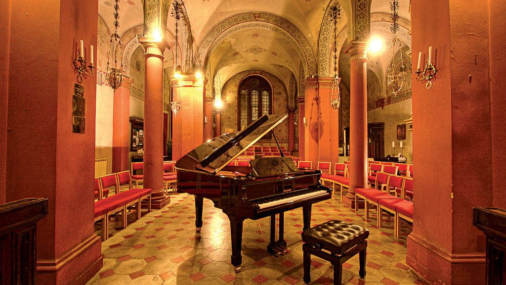 Piano for Dinner and Concert in the Heart of Florence Italy