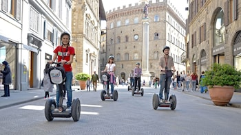 Segway-Tour durch Florenz