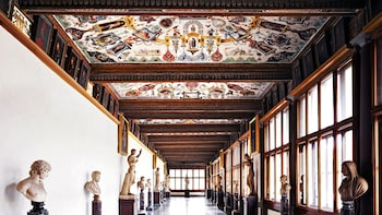 Uffizi Gallery Tickets with Skip-The-Line Admission