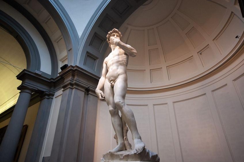 正在顯示第 3 張相片,共 10 張。 Florence half day combo tour with David, Uffizi & Duomo