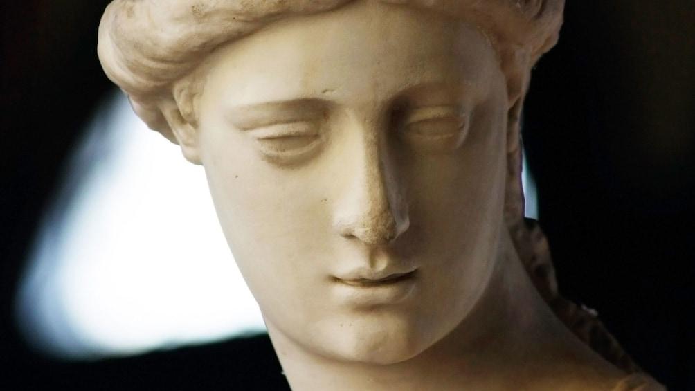 Apri foto 1 di 10. Statue close-up at Bargello Museum in Florence Italy