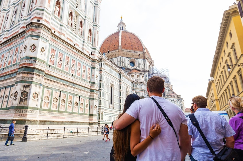 Foto 4 von 10 laden Best of Florence Walking Tour with Accademia Gallery & David