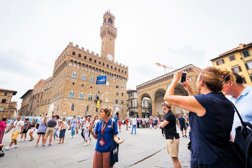 Foto 3 von 10 laden Best of Florence Walking Tour with Accademia Gallery & David