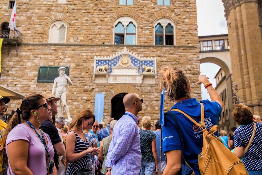 Foto 5 von 10 laden Best of Florence Walking Tour with Accademia Gallery & David