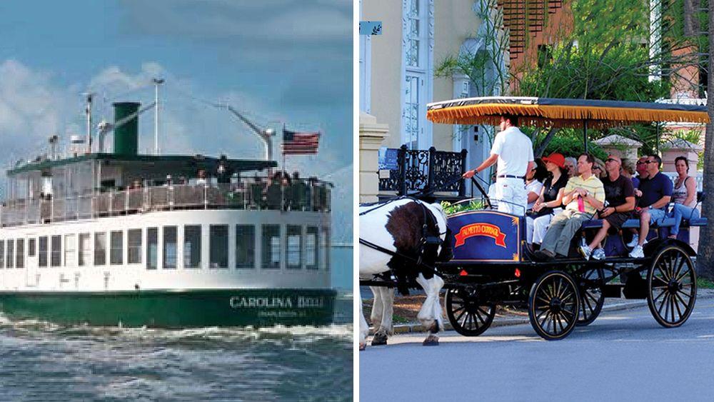 Charleston Day Trip from Myrtle Beach