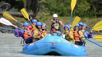 The Mild Trip (Family Rafting)
