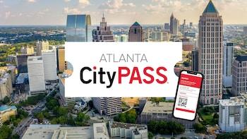 Atlanta CityPASS: Entré til 5 af de mest populære seværdigheder i Atlanta