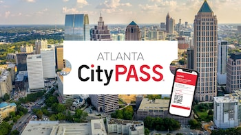 Atlanta CityPASS: Admission to Top 5 Atlanta Attractions
