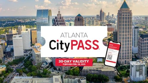 Atlanta CityPASS: Admission to Top 5 Atlanta Attractions