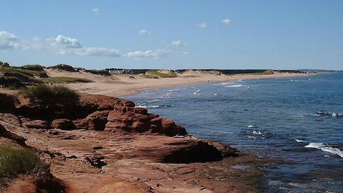 Coast of Prince Edward Island