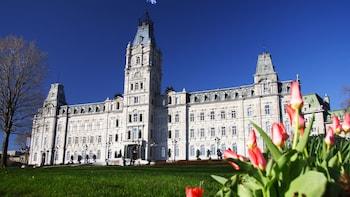 Visite d'une journée : la ville de Québec, la chute Montmorency et la campa...
