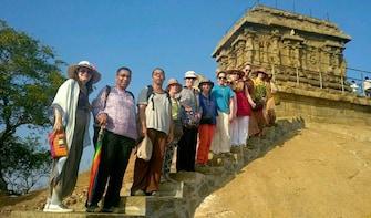 Day trip to World heritage site Mahabalipuram from Chennai