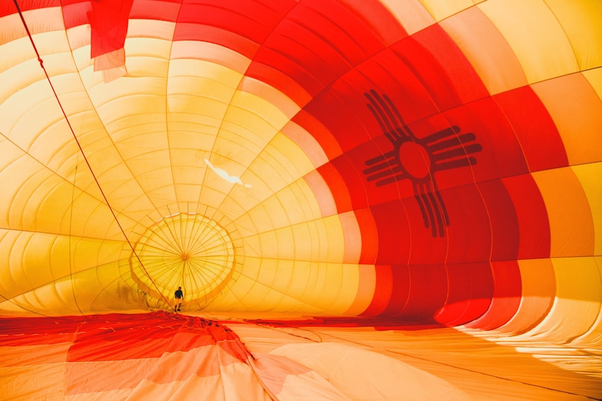 Show item 2 of 10. Albuquerque Sunrise Hot Air Balloon Ride