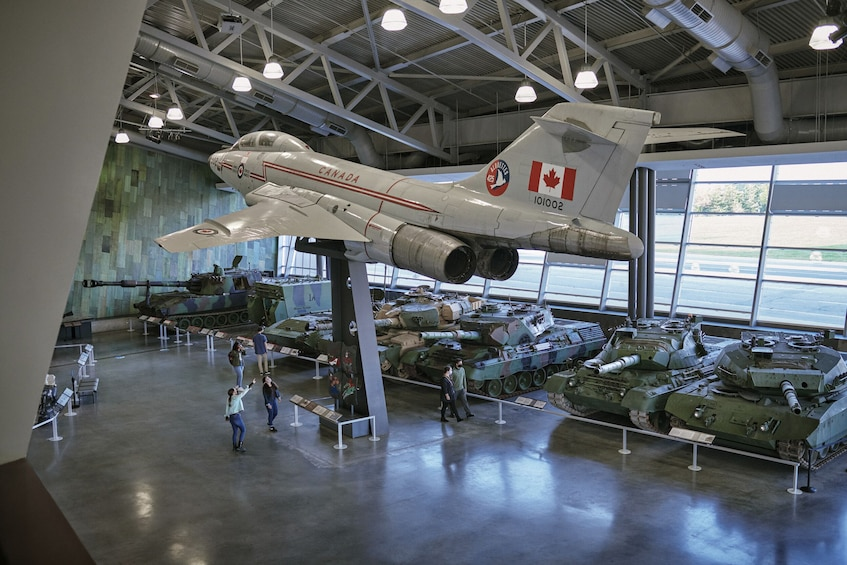 Show item 3 of 10. Canadian War Museum