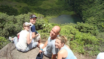 Volcano Crater Hike