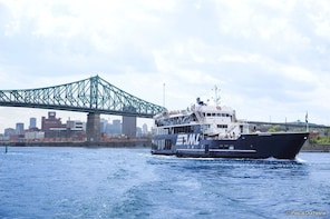 Guided Sightseeing Cruise on the Scenic St. Lawrence River