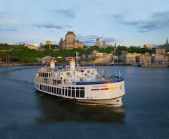 Guided Quebec City Sightseeing Cruise