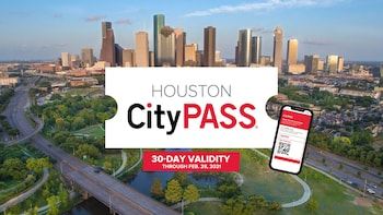 บัตรผ่าน Houston CityPASS: เข้าชมสถานที่ท่องเที่ยวยอดนิยมในฮิวสตัน 5 แห่ง
