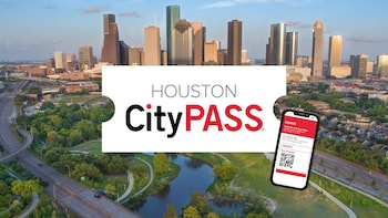 Houston CityPASS: ingresso para as 5 principais atrações de Houston