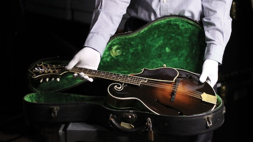 Instrument on the Country Music Hall of Fame tour