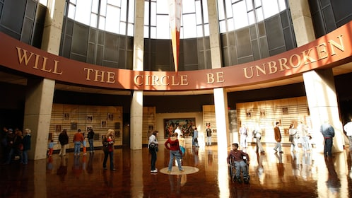 Inside the Country Music Hall of Fame in Nashville
