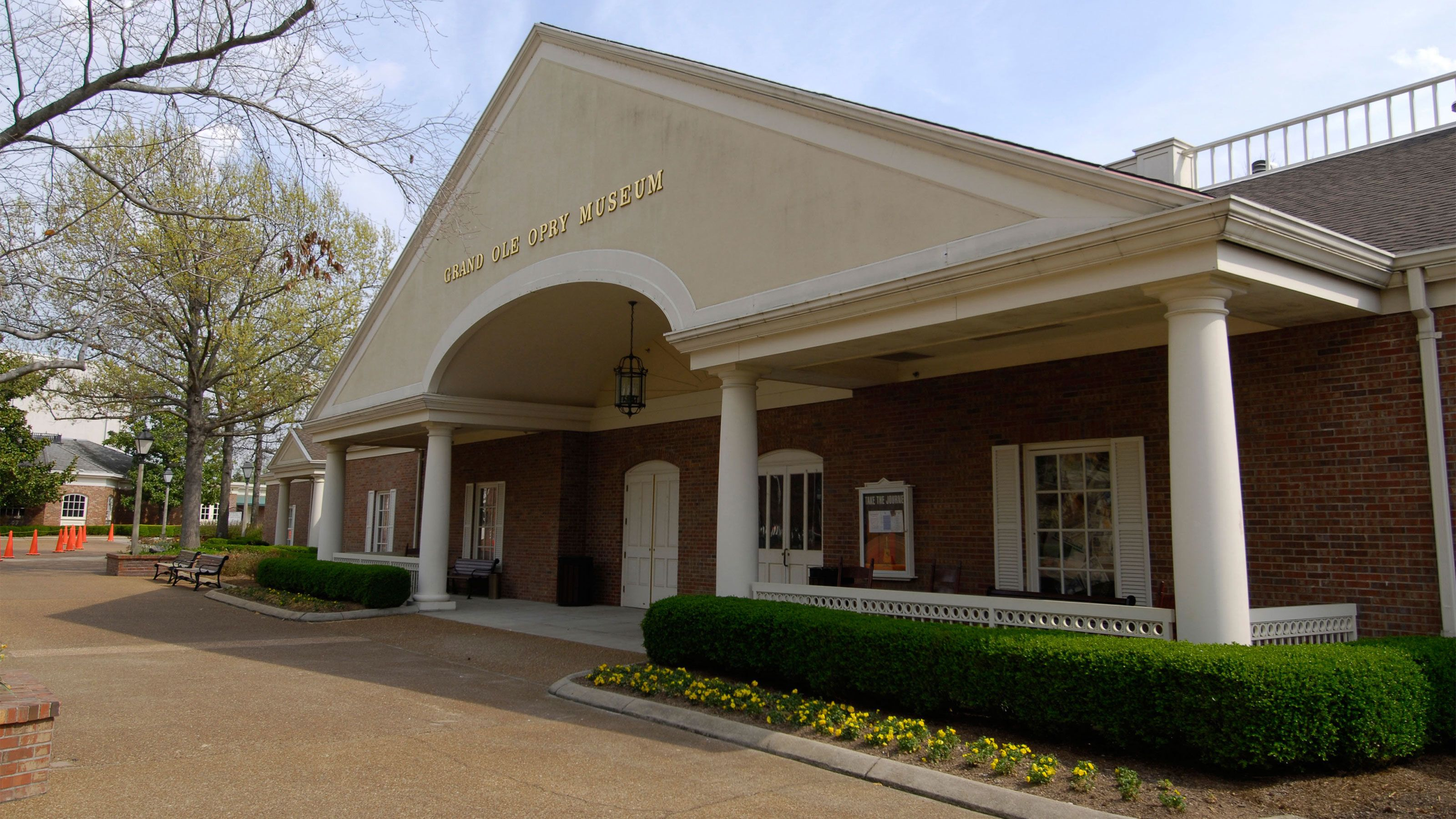The Grand Ole Opry Museum in Nashville