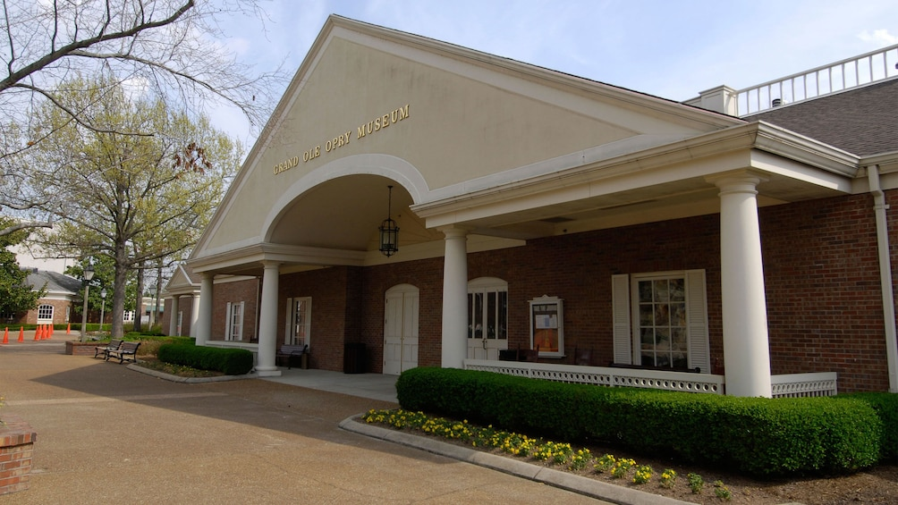 Show item 3 of 5. The Grand Ole Opry Museum in Nashville