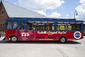 Hop-on hop-off -kiertoajelu Music Cityssä