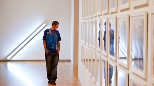 Appreciating art at the Modern Art Museum of Fort Worth in Dallas