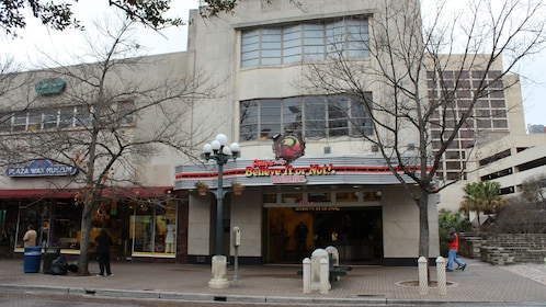Entrance to Ripley's Believe It or Not of San Antonio