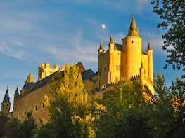 Segovia and Alcazar Half-Day Tour