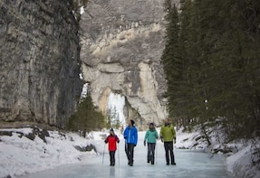 Grotto Canyon Ice-walk