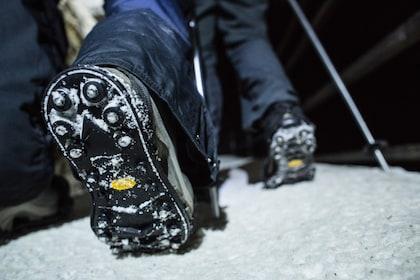 Discover Banff: Johnston Canyon Icewalk Tour