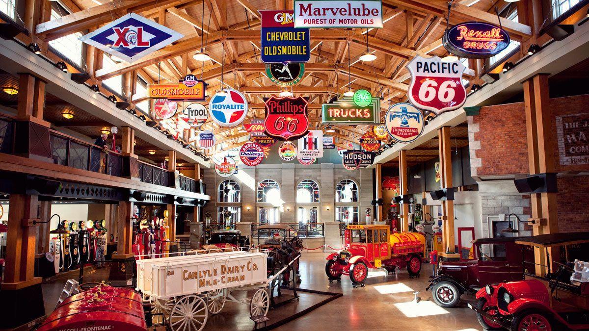 Gasoline Alley Museum Admission