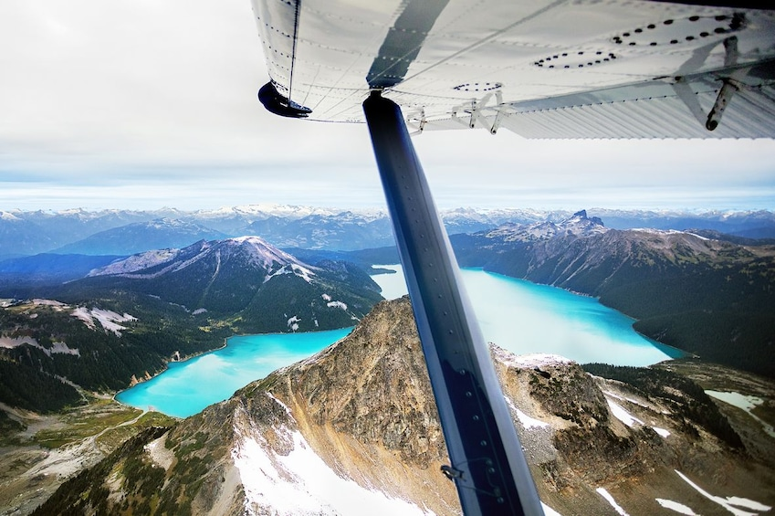 Show item 1 of 8. Glacier Scenic Flight by Floatplane