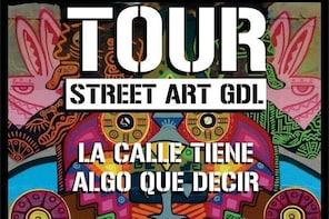 Tour Street Art GDL