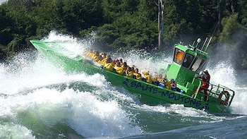 Saint Lawrence Whitewater Jet Boat Adventure