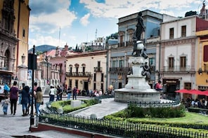 Guanajuato PhotoWalk and City Tour