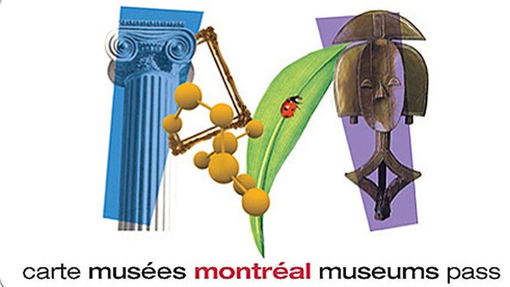 Apri foto 5 di 5. Montreal Museums Pass logo