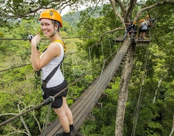 Full Day Zip lining in Chonburi