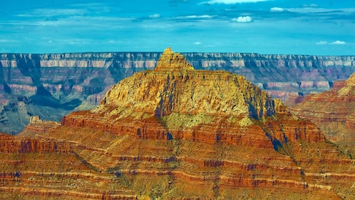 Scenic view of the Grand Canyon