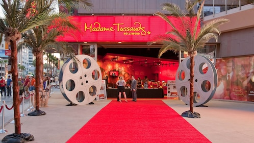 Madam Tussauds in Hollywood