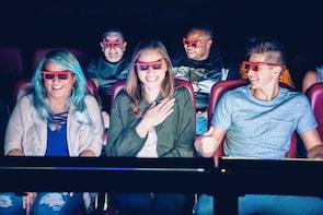 杜莎夫人蠟像館好萊塢加上全新的漫威宇宙 4D!