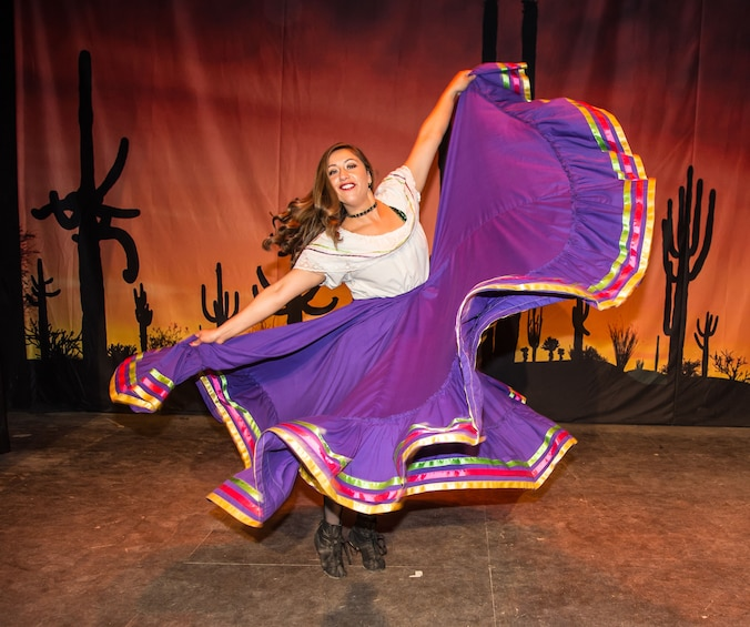 Show item 3 of 6. Old Tucson Theme Park Admission