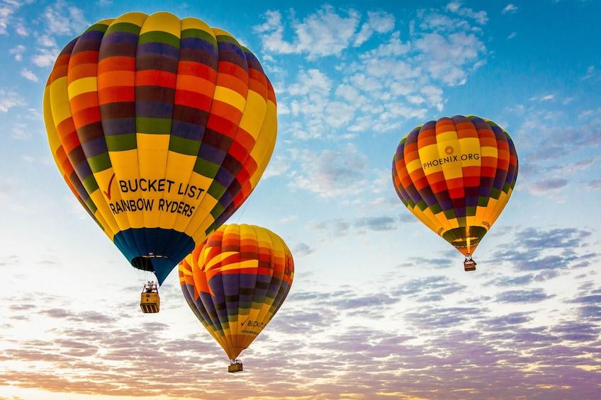 Phoenix Sunrise Hot Air Balloon Ride