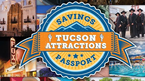 The Book of Fun Tucson Attractions passport