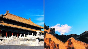 Private Tour: Great Wall at Badaling, Forbidden City, Square