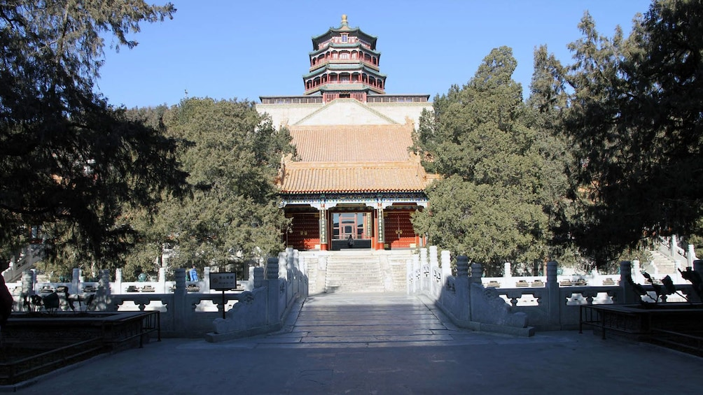 正在顯示第 2 張相片,共 5 張。 Exploring historical buildings in Beijing