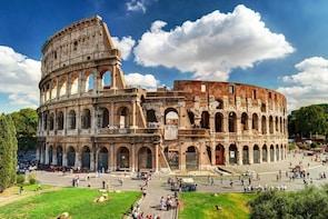 The Best of Rome: Private Shore Excursion from Civitavecchia