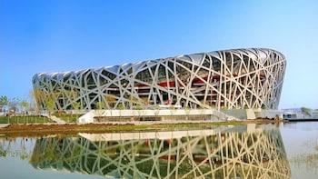 私人遊:奧林匹克公園及胡同的人力車一日遊